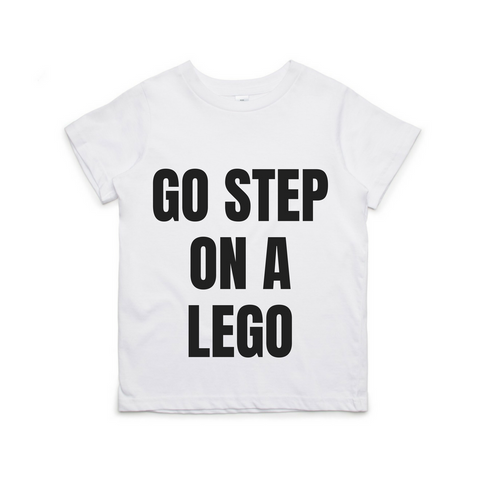 Go Step On A Lego - YDY