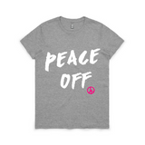 Peace Off Tee - YDY