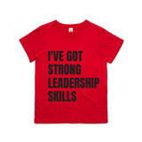 Strong Leadership Skills - YDY