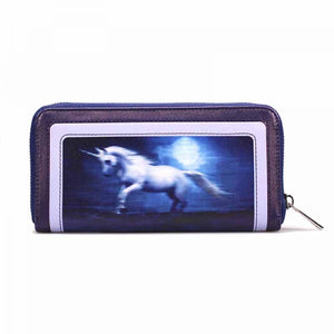 Anne Stokes Purse Moonlight Unicorn Purse