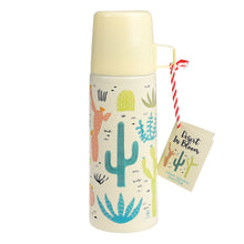 Desert in Bloom Flask And Cup