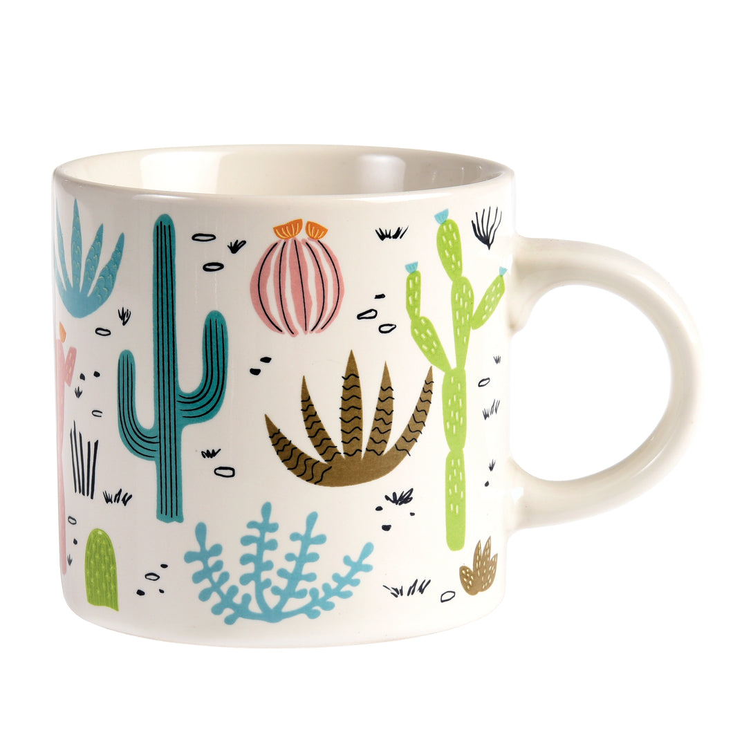 Desert in Bloom Mug