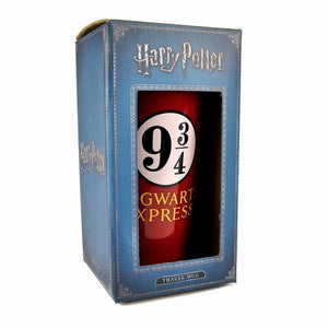 Harry Potter Travel Mug - Platform 9 3/4