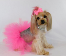 Pink Tulle Tutu for Dogs