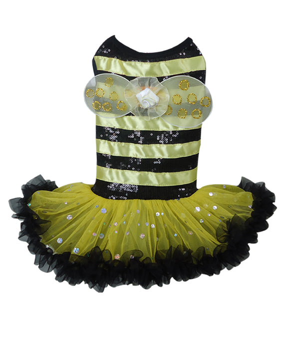 Bumble Bee Petti Dress