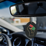 Pan-african Fist Air Freshener Set