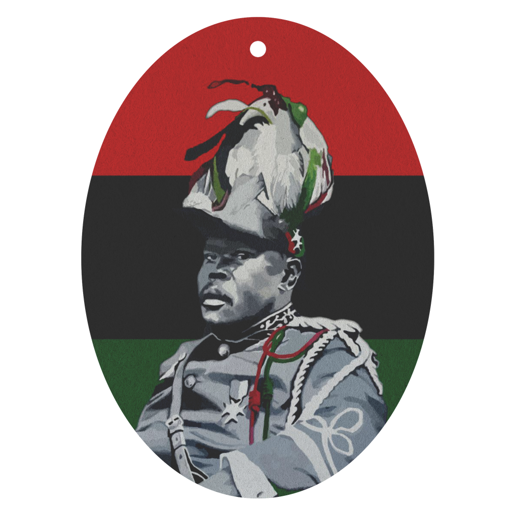 Marcus Garvey Air Freshener
