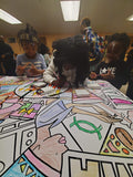 GIANT Kwanzaa Coloring Sheet
