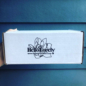 Hello Lovely 'Something Happy' Gift Box