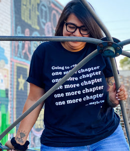 "Hello Lovely ""One More Chapter"" Soft T-Shirt"