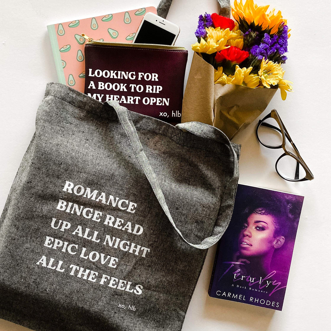 Hello Lovely 'Romance' Tote