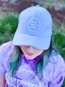 """Proud Romance Reader"" Hat"