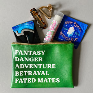 "Hello Lovely ""PNR"" pouch"