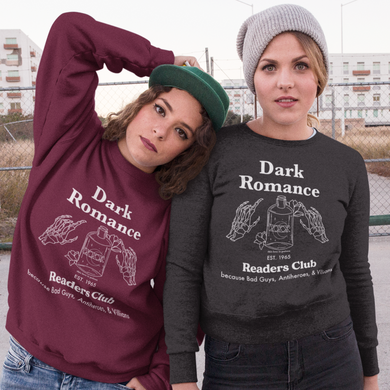 Dark Romance Readers Club Crewneck