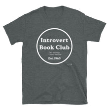 Introvert Book Club T-Shirt