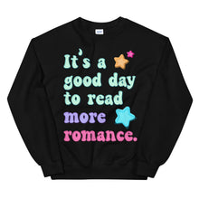 Groovy Read More Romance Sweatshirt