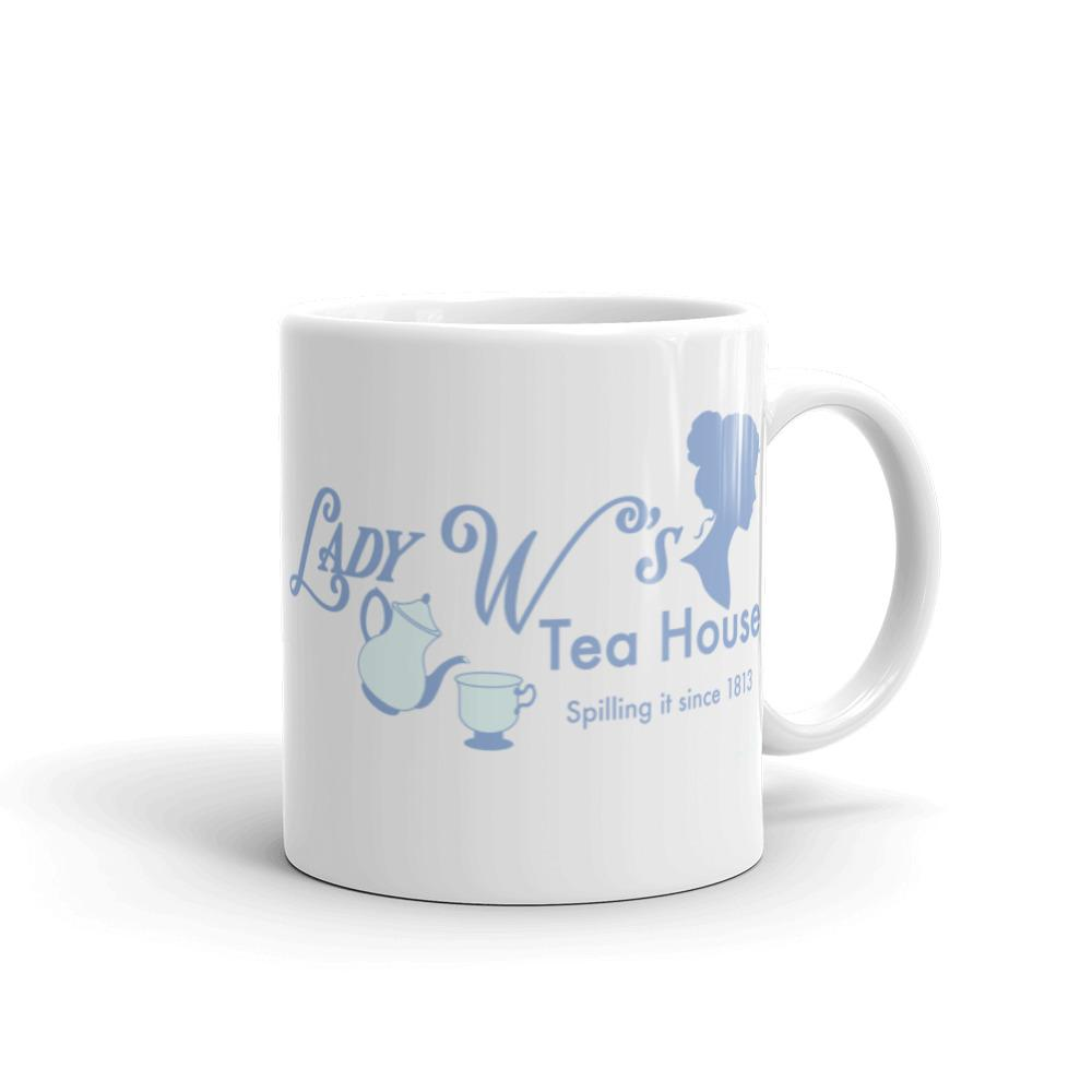 Lady W's Tea House Mug