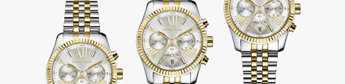 Michael Kors MK5076 dameshorloge 48% | WatchDiscounter.nl
