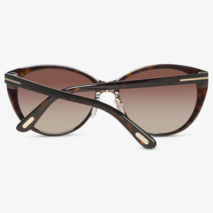 Tom Ford Dames zonnebril FT0345 5752F