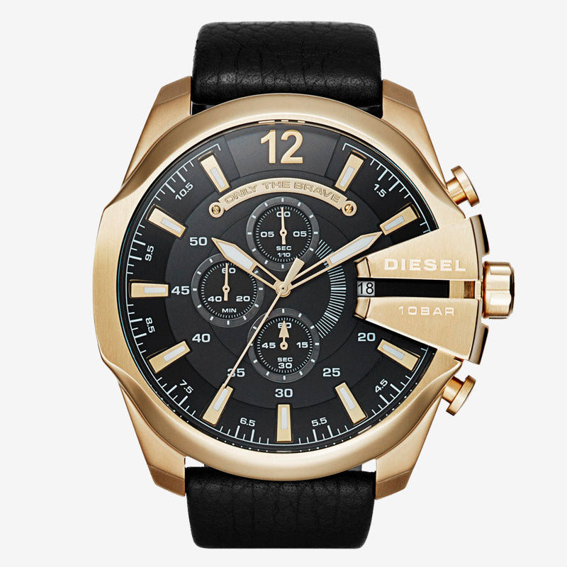 Diesel DZ4344 Mega Chief herenhorloge