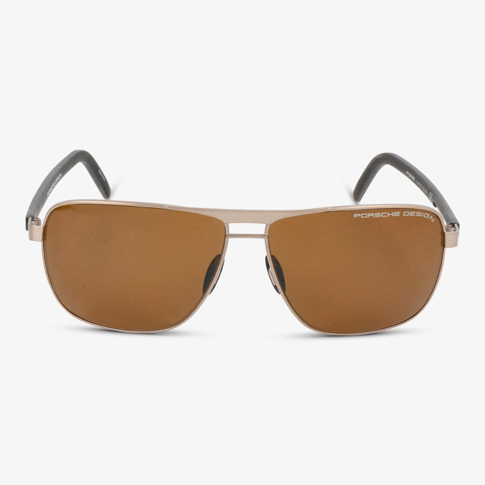 Porsche Design Heren zonnebril P8639 D Brown