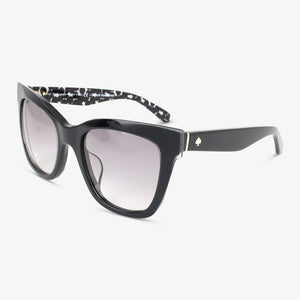 Kate Spade Dames zonnebril EMMYLOU-S S30 Black Grey Pattern