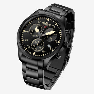 Aeromeister AM8018 - herenhorloge -61%
