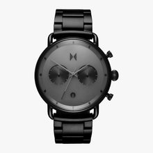 MVMT D-BT01-BB Blacktop Starlight Black Heren horloge
