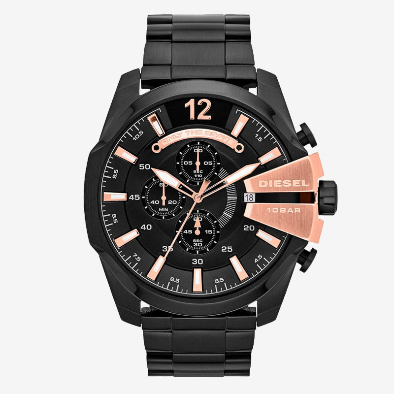 Diesel DZ4309 Mega Chief herenhorloge