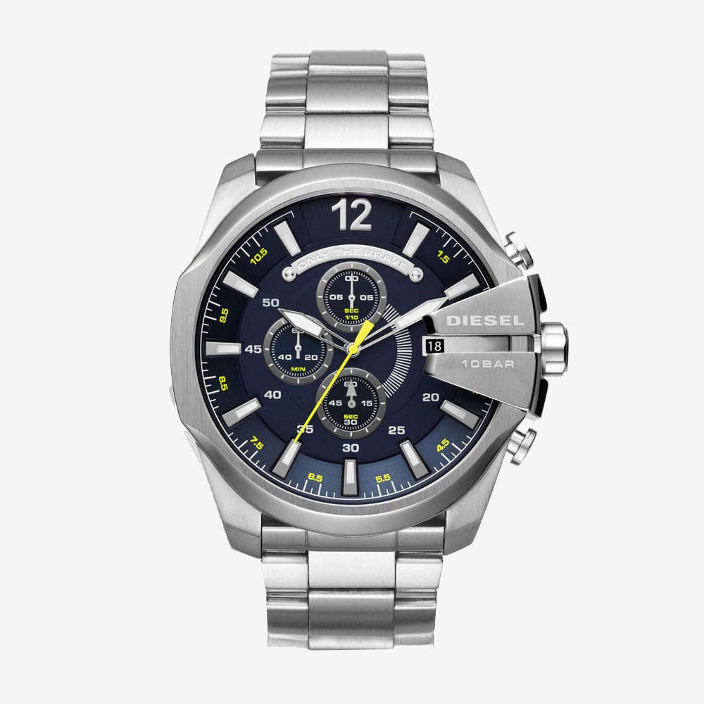 Diesel DZ4485 Mega Chief herenhorloge
