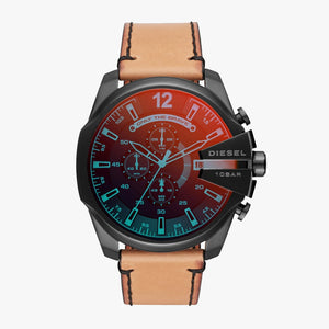Diesel DZ4476 Mega Chief herenhorloge