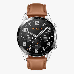 HUAWEI Watch GT 2 Classic Edition Latona-B19V Smart Watch Pebble Brown