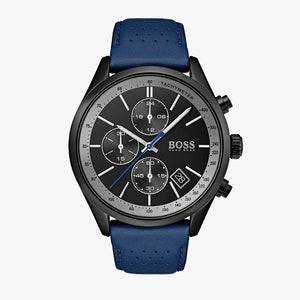 Hugo Boss HB1513563 Grand Prix herenhorloge met chronograaf