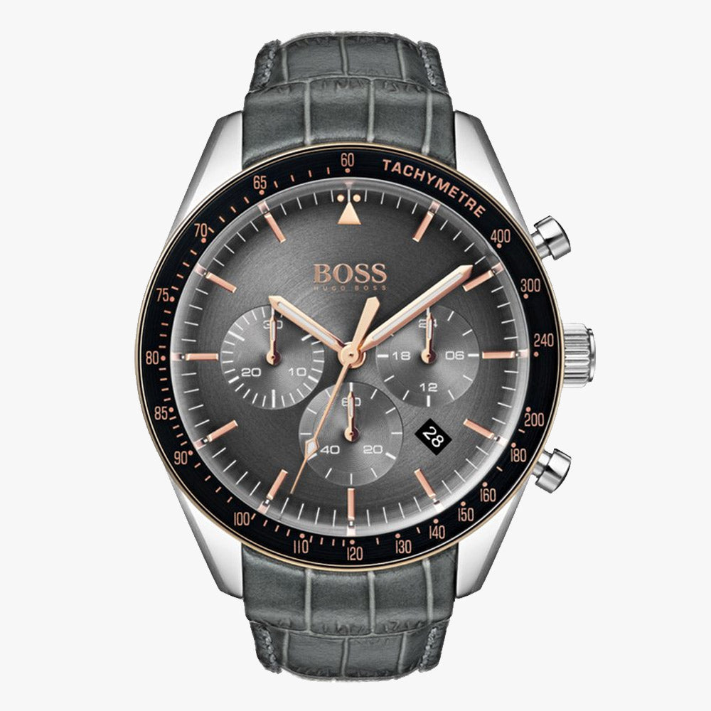 Hugo Boss HB1513628 Trophy herenhorloge met chronograaf