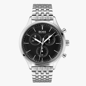 Hugo Boss HB1513652 Companion herenhorloge met chronograaf