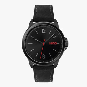 Hugo HU1530067 Lead herenhorloge