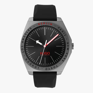 Hugo Boss HU1530104 #Act herenhorloge