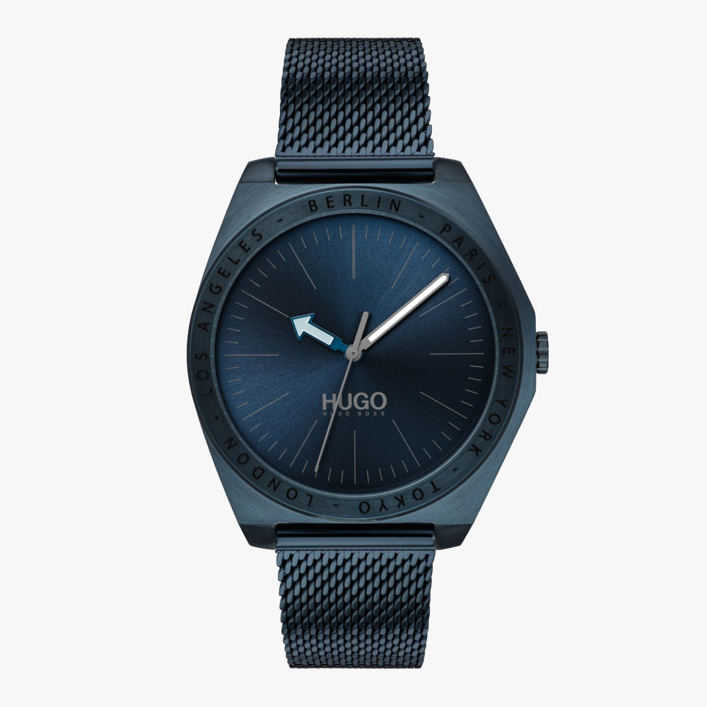Hugo HU1530109 #Act herenhorloge
