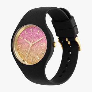 Ice-Watch Ice Lo Black Mango Small IW016904 Dameshorloge 34 mm