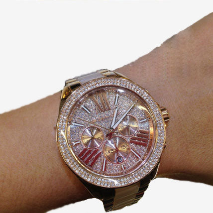 013a528299d2 Michael Kors MK6096 - dameshorloge -62% – WatchDiscounter.nl