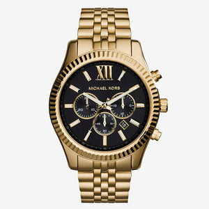 Michael Kors MK8286 Lexington herenhorloge met chronograaf
