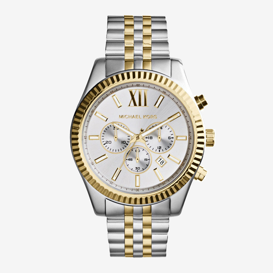 Michael Kors MK8344 Lexington herenhorloge