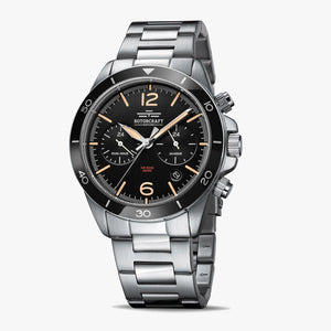 Rotorcraft Air Boss RC1201 multifunction dual-time horloge