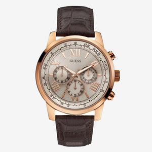 Guess W0380G4 Horizon herenhorloge