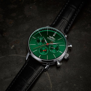 Rotorcraft Limited Edition Generation Classic RC1502 Dual time herenhorloge