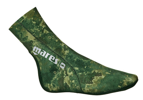 Socks - Camo Green 3mm