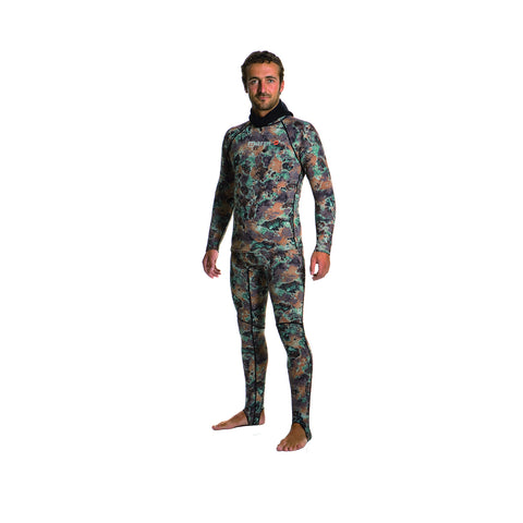 Top Rash-guard - Camo