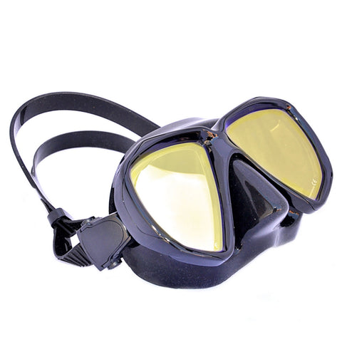 Sv2 Mask - Yellow Lenses