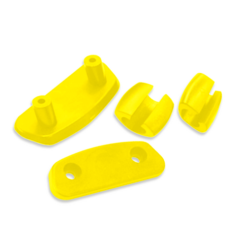 Coloured Fixing Kit - Yellow