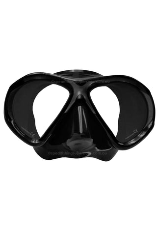 Demon Mask Black